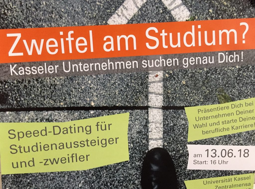 Uni kassel speed dating