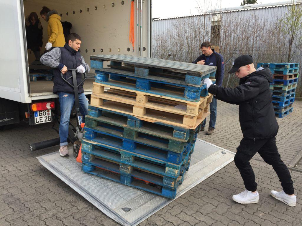 Logistik Ausbildung Göttingen